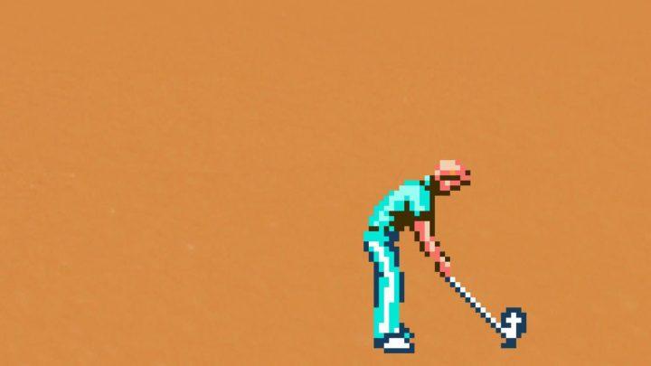 Desert golfing: chosen works