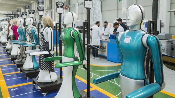 Robots Turquie
